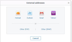 Migrate documents from Outlook, OneDrive or Google Drive to