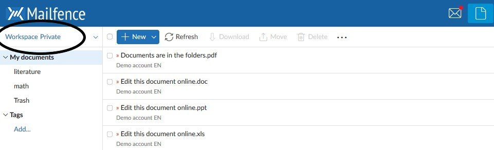 Ultimate Guide on mailfence docs